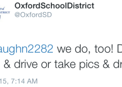 Tweets From Students Prompts Unlikely Response From District Account