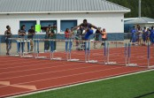 Boy's and Girl's Track Teams Place First at District Meet