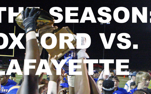 The Season: Oxford vs Lafayette