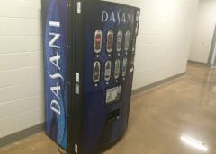 New Vending Machine Provides Soft Drinks… For Now