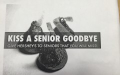 Give OHS seniors a (Hershey's) kiss