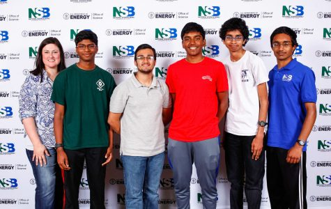 Science Bowl team excels at national event