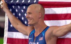 Kendricks earns bronze medal at Rio Olympics