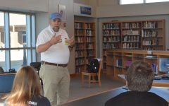 Engineering club hosts speaker