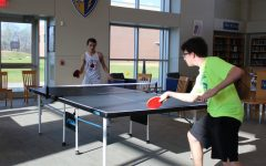 Table tennis club hosts tournament, welcomes all students