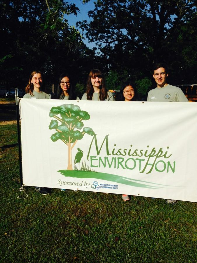 Envirothon team wins state, will compete at Nationals