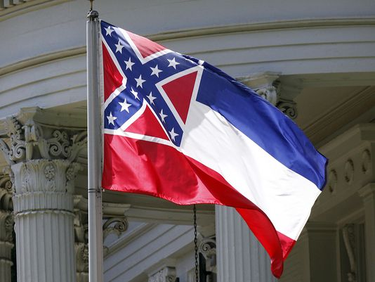 Controversy emerges over state flag