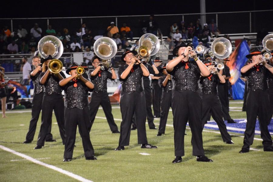OHS+Band+prepares+for+State+Competition