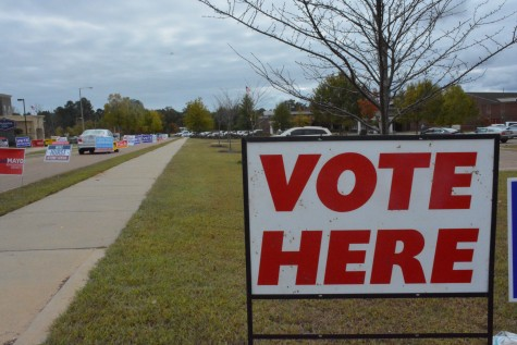 Students encouraged to take active role in local election