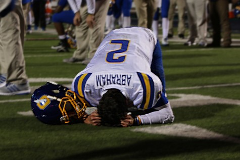 Chargers fall inches short of football state title