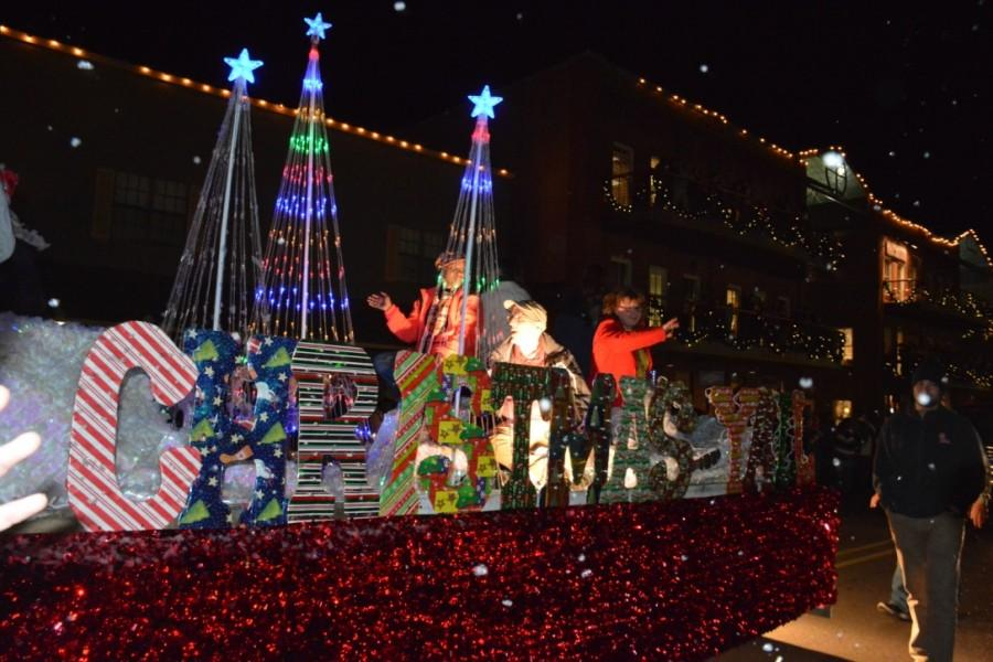 2015 Oxford Christmas Parade