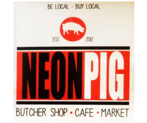 Neon Pig sizzles in new Oxford location