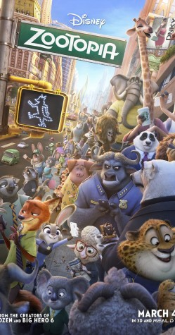 """REVIEW: """"Zootopia"""" brings witty humor, relevant message"""