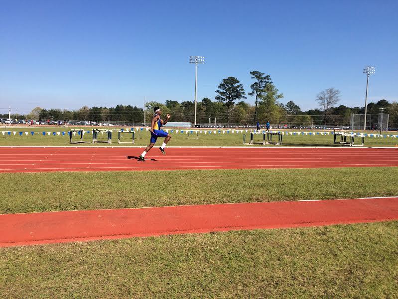Track Team Competes at Arrow Invitational