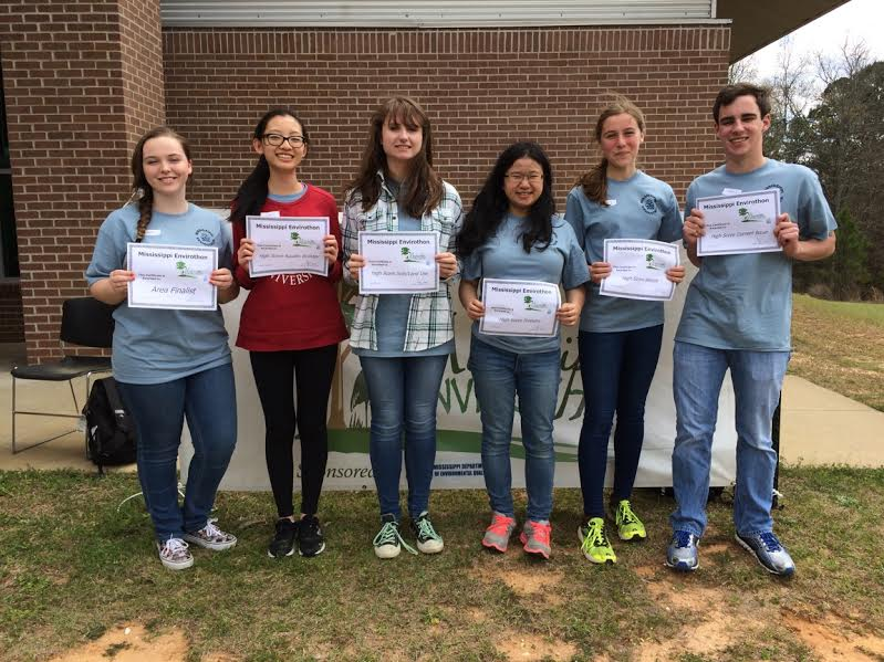 Envirothon+Team+places+first+at+regionals