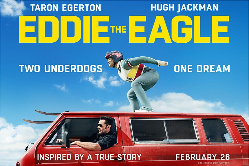 Eddie the Eagle fails to soar with viewers