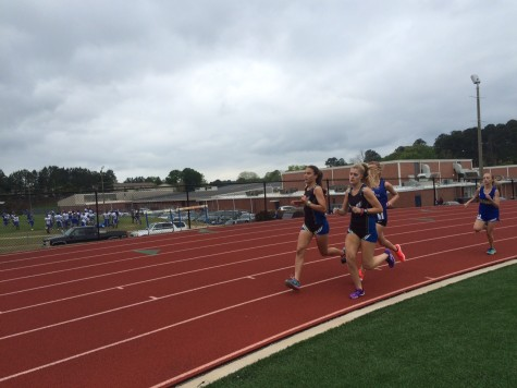 Oxford Track Team places first at regionals