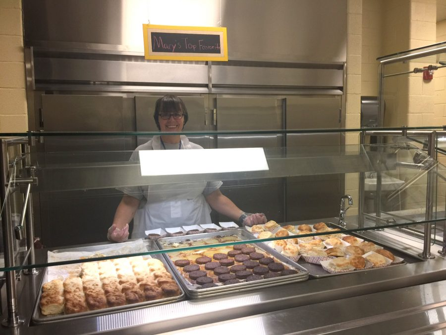 Local dairy farm provides breakfast for students