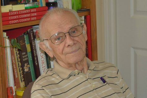 Exclusive: Oxford resident, Holocaust survivor speaks out for first time