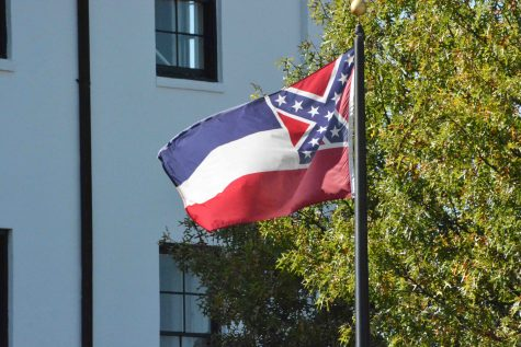 Controversy over state flag continues to divide students