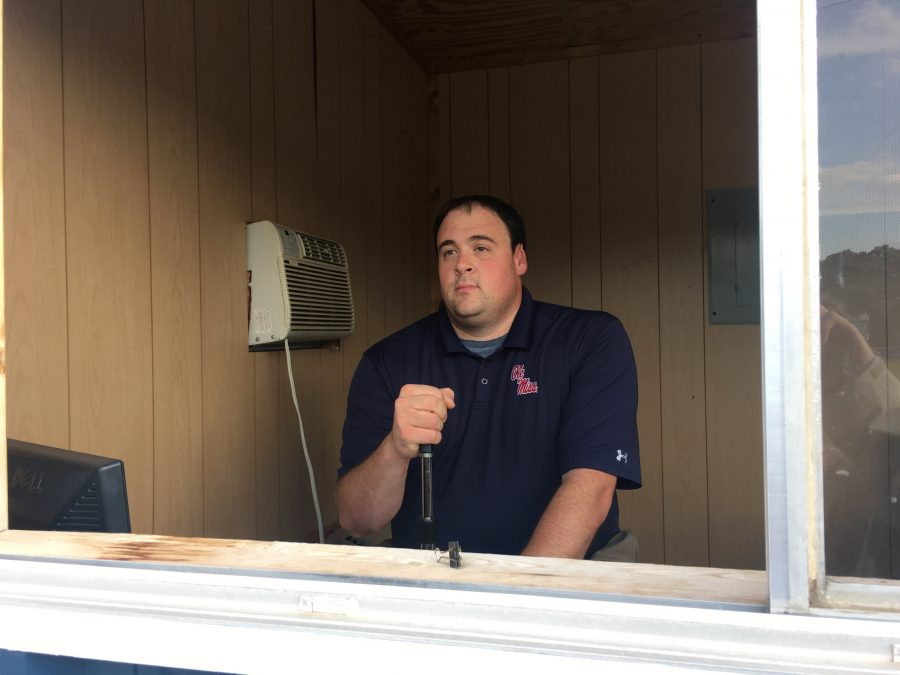 Parrish, Kuntz double as PA announcers around town