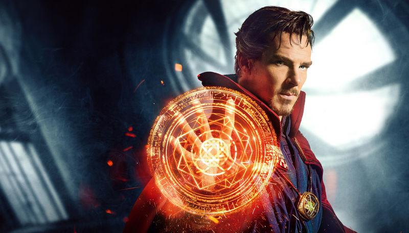 Doctor Strange provides visual splendor, stale plot
