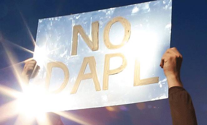 Column: Dakota Access Pipeline protestors may be missing the point