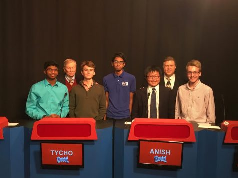 Knowledge Bowl team wins competition, advances to second round