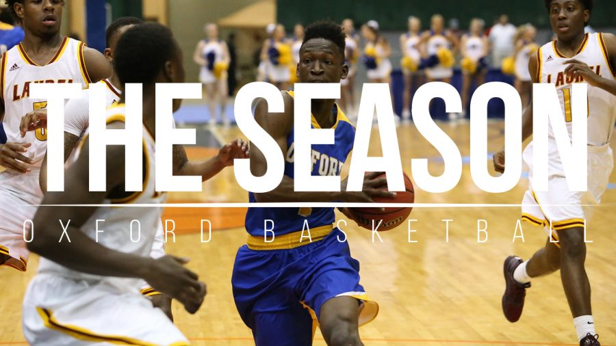 The Season: Oxford Basketball - Playoffs