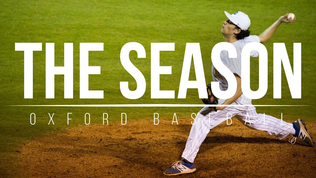 The Season: Oxford Baseball - Episode One