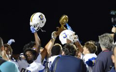Chargers reclaim Crosstown Classic Trophy
