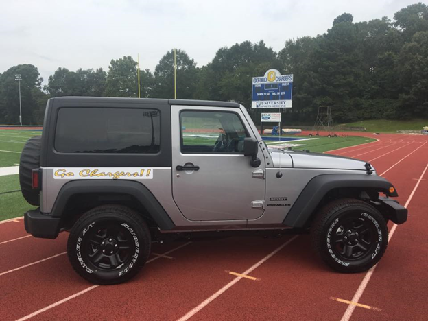 The+winner+of+the+Jeep+will+be+announced+Oct.+27.+All+proceeds+of+the+raffle+tickets+will+go+to+supporting+OSD+athletics.