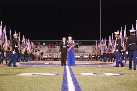 Mitchell crowned homecoming queen, National Merit Semifinalist
