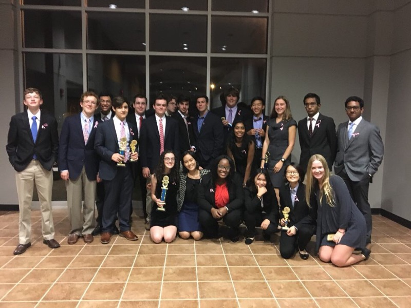 The OHS Speech and Debate team competed in the debate tournament at Madison Central. This is the fourth competition to take place this year, and the next one is scheduled to take place Nov. 10 at Desoto Central.