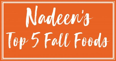 Nadeen's Top 5 Fall Foods