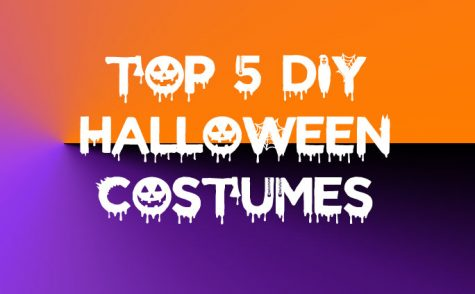 Top 5 Last-Minute DIY Halloween Costumes