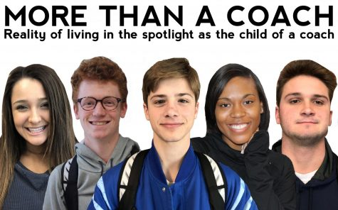 More Than A Coach: The reality of living in the spotlight as the child of a coach