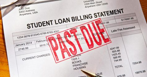 Student debt is constantly increasing issue, follows students for lifetime