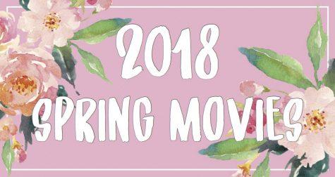 2018 Spring Movies