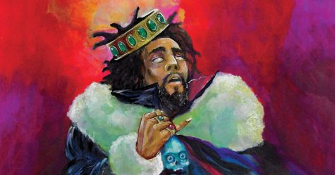 "Rapper J. Cole tackles controversial subjects, impresses with surprise album ""KOD"""