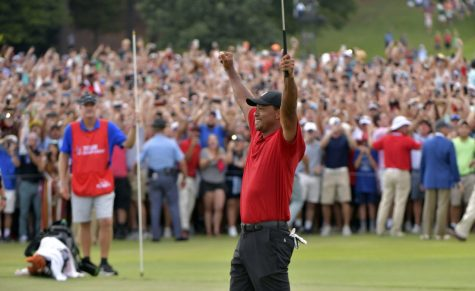 Tiger Woods: Back and better than ever
