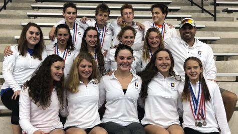 Oxford Swim places third at state swim meet