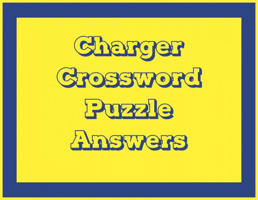 Charger+Crossword+Puzzle+Answers