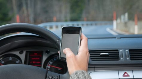Forget your phone, drivers should be focused on road