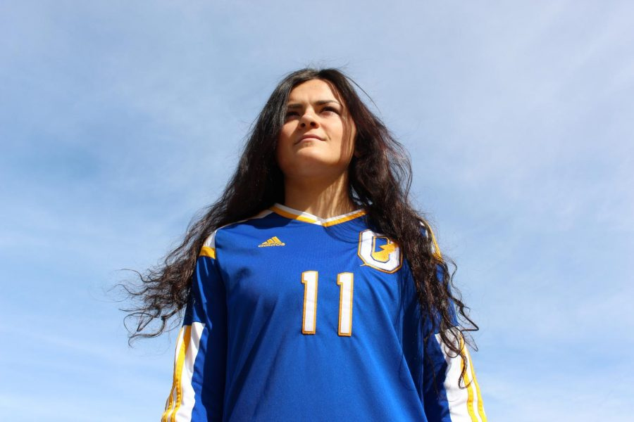 O'Connor faces adversity, finds success in soccer