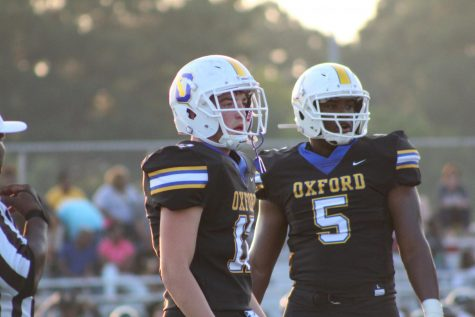 Game Preview: Charleston Tigers (0-0) at Oxford Chargers (0-0)