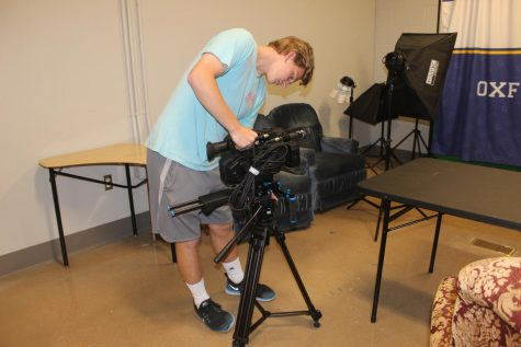 "OHS TV and Broadcast team begins ""Charger Nation Productions,"" renews ""The Season"""