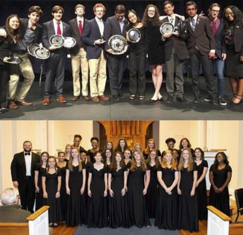 OHS Choir and Debate teams become classified as sports teams