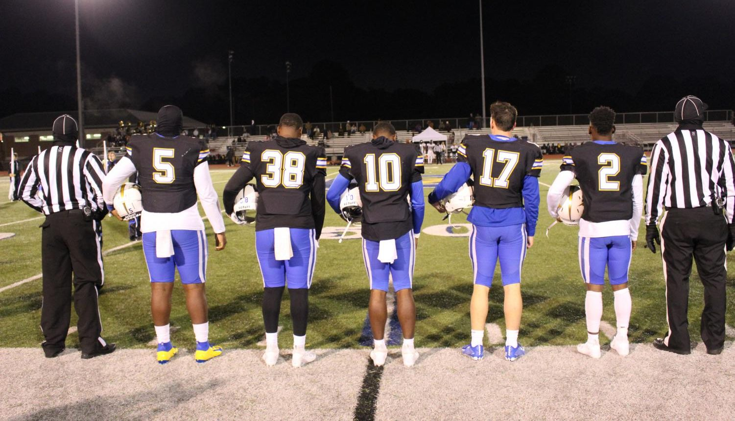 Game Preview: Oxford Chargers (9-1) at Tupelo Golden Wave (7-3)