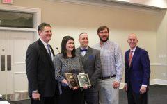 Robinson named OHS, OSD Teacher of the Year